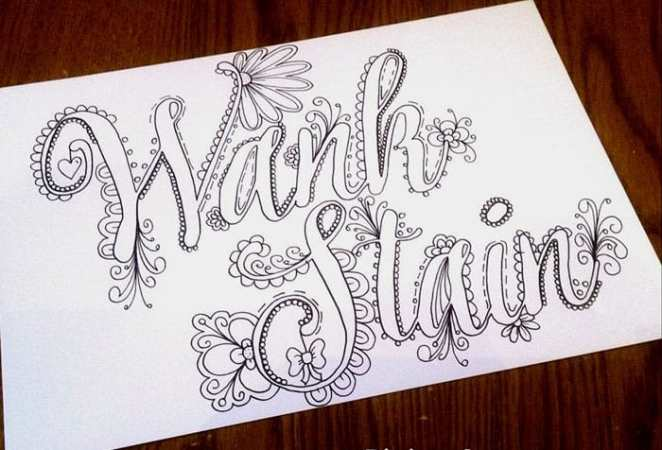 you - Naughty Coloring Book
