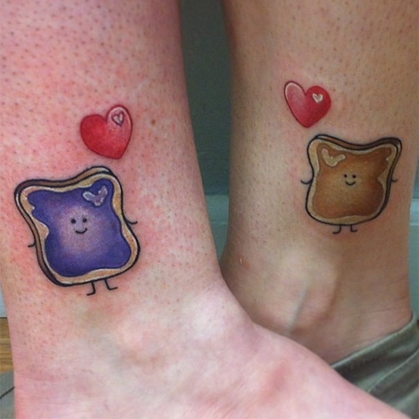 26 Awesome Mother-Daughter Tattoos To Show Their Unbreakable Bond