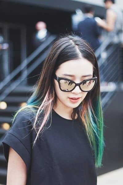 10 Cool Hair Dye Styles To Try At Least Once This Year