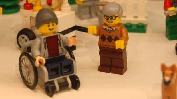 LEGO Has Produced Its First Ever Figure In A Wheelchair