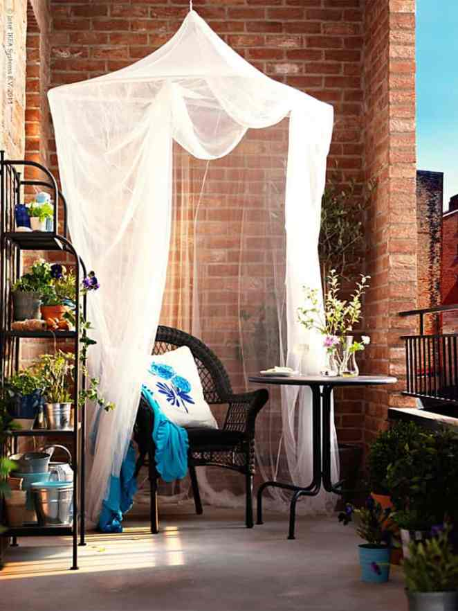 18 Beautiful Balcony Decorating Ideas To Make Your Dream