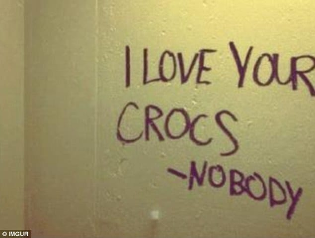 Bathroom Stall Writing Purest Form Of Art 16 examples of bathroom graffiti that are pure genius