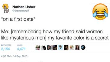 Hilariously Honest Tweets About Marriage That Every Couple Can - 20 hilarious tweets that sum up what its like dating someone