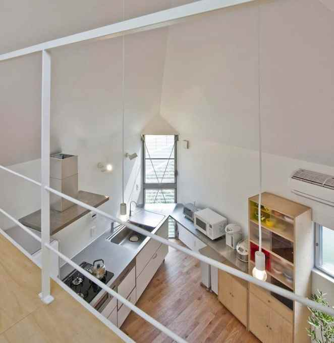 This Narrow House In Japan Looks Tiny, But When You See Inside You on tall skinny building in japan, houses in tokyo japan, narrow house interior design, micro houses in japan, small apartment building in japan,