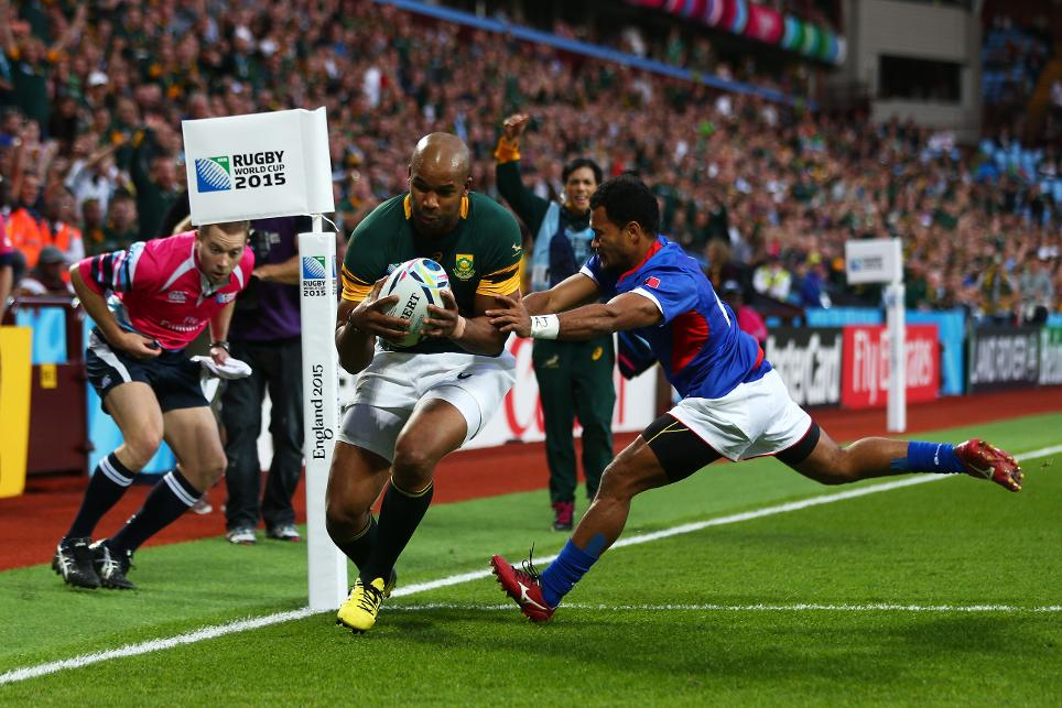 Springboks emerge battered and bruised from 46-6 victory over Samoa