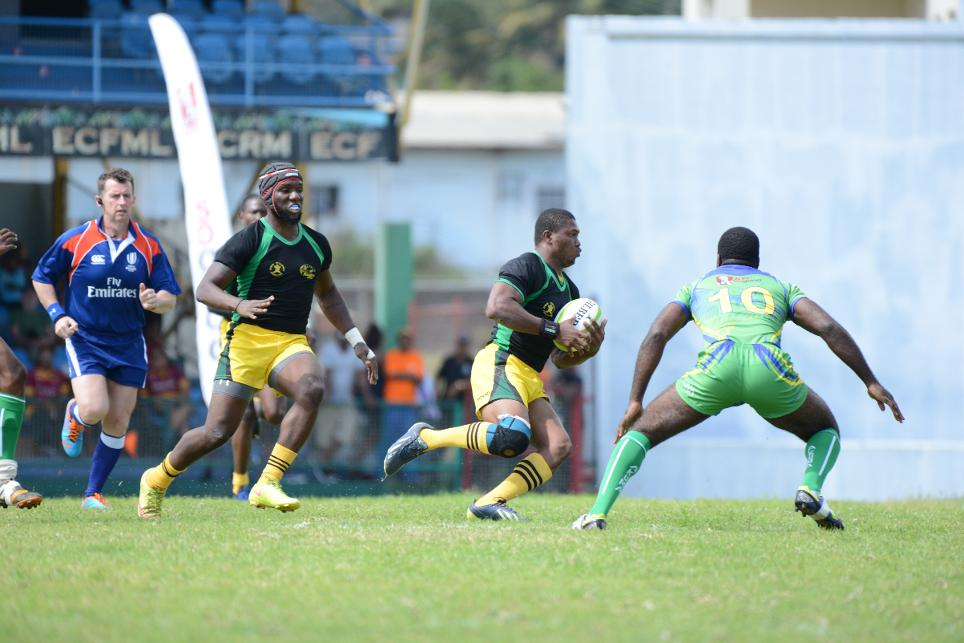 Jamaica kick off RWC 2019 qualification in style