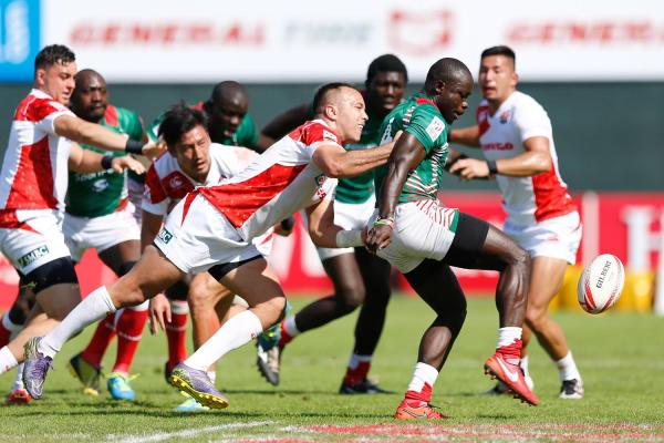 HSBC World Rugby Sevens Series 2016-17 - Dubai Day 1