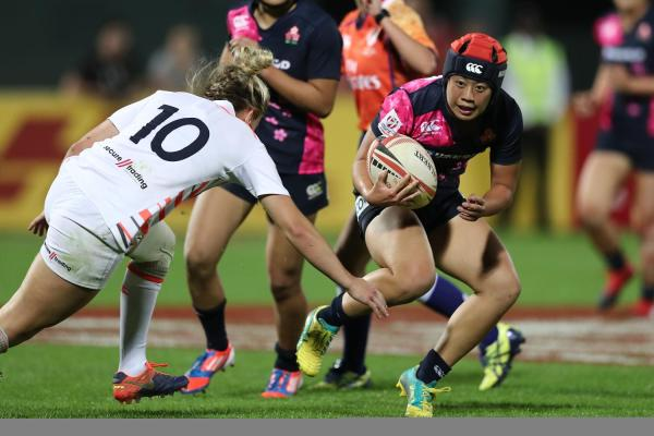 HSBC World Rugby Women's Sevens Series 2018 - Dubai Day 1