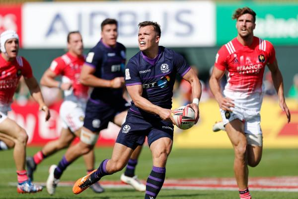 HSBC World Rugby Sevens Series 18 - Dubai Day 1