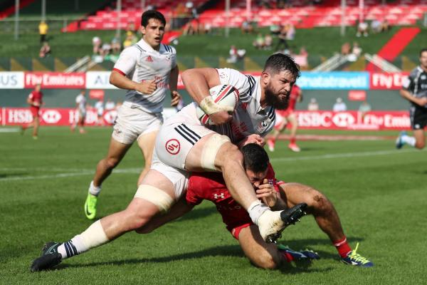HSBC World Rugby Sevens Series 2018 - Dubai Day 2