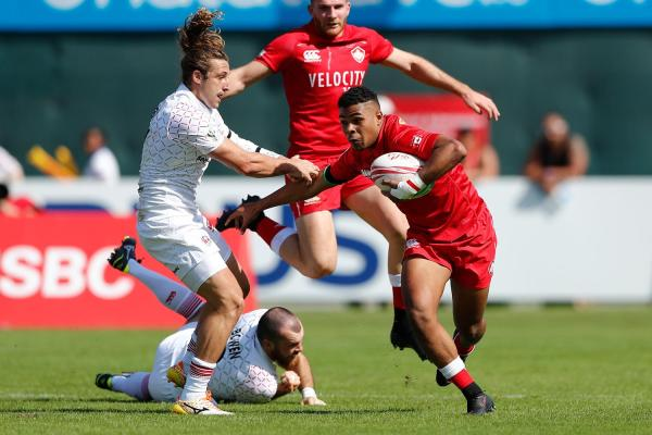 HSBC World Rugby Sevens Series 2019 - Dubai - Day 1