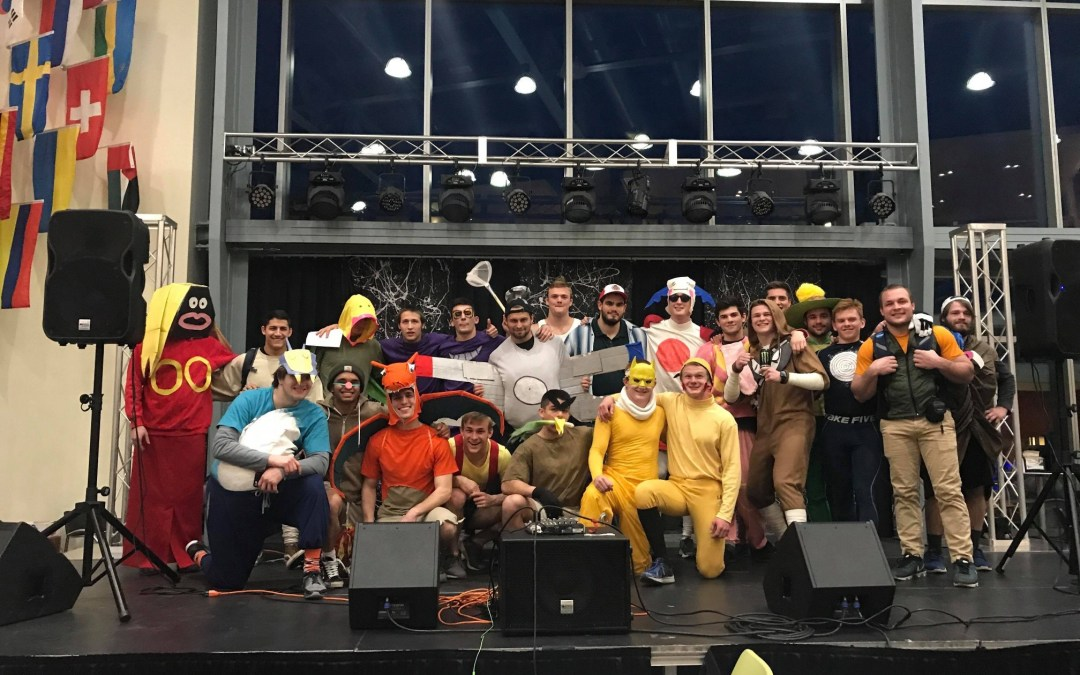 Wrestling Team Enters the World of Pokémon