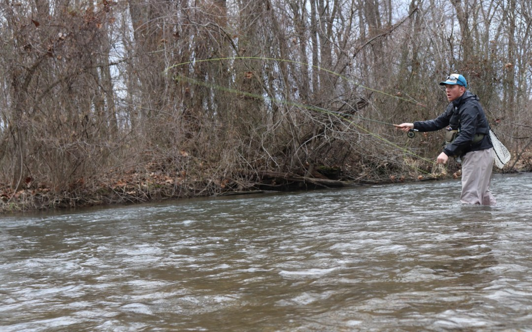 Students Step Into New Waters and Start Fly Fishing Club