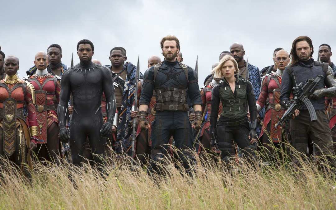 Movie Review: Infinity War