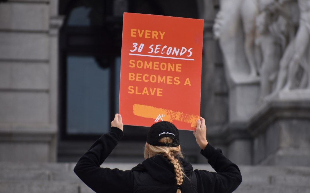 Stopping the Traffick: The Slavery Under Our Noses