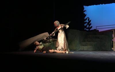 "The Women of ""The Tempest"" Steal the Show"