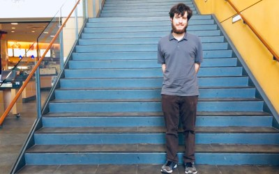 Humans of Messiah: Charlie Byrd