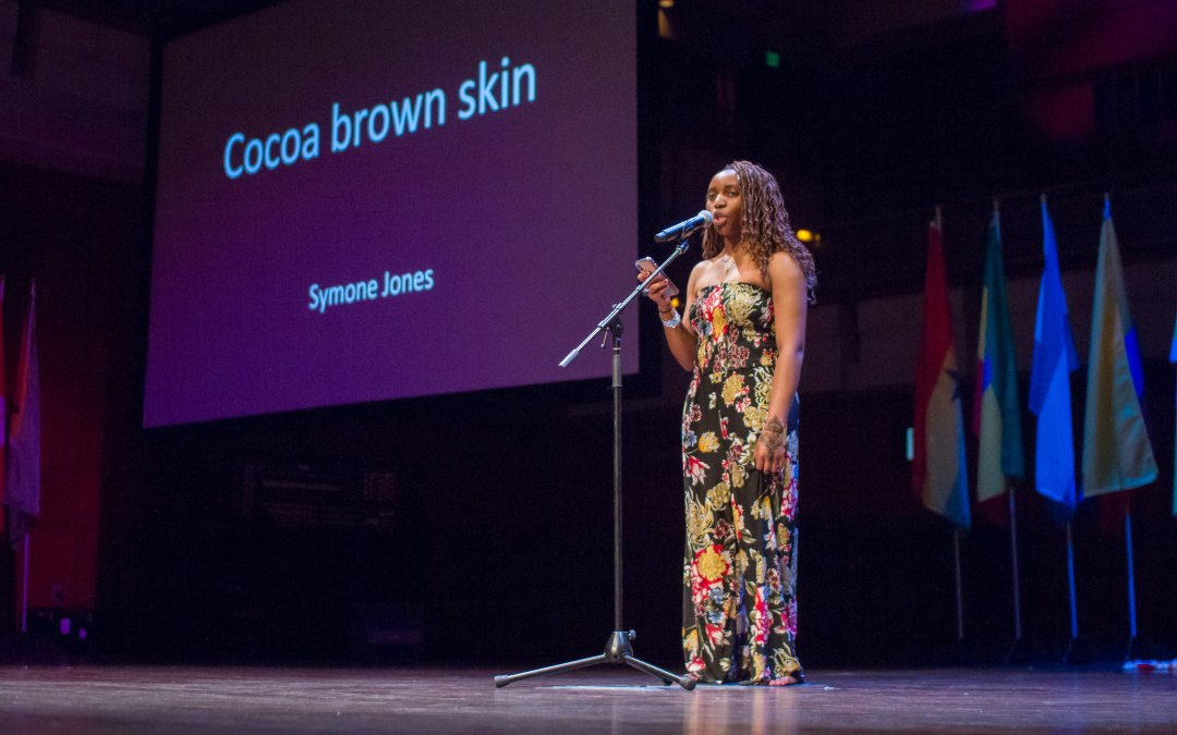"""Cocoa Brown Skin"": Embracing Blackness Through Spoken Word"