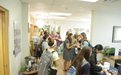 Career Center Presents New Updated Space