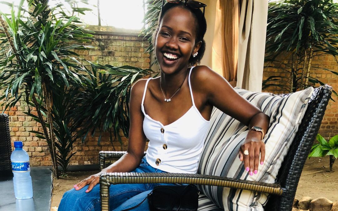 Humans of Messiah: Kay Laura Sindabizera