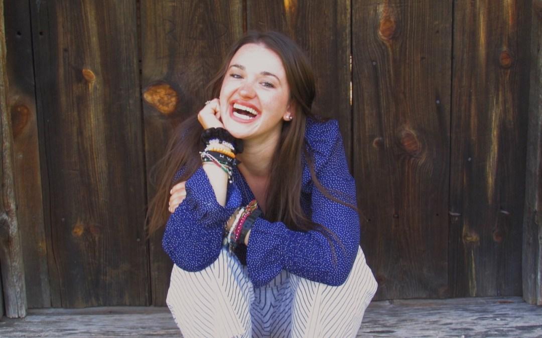 Humans of Messiah: Anna Mayo