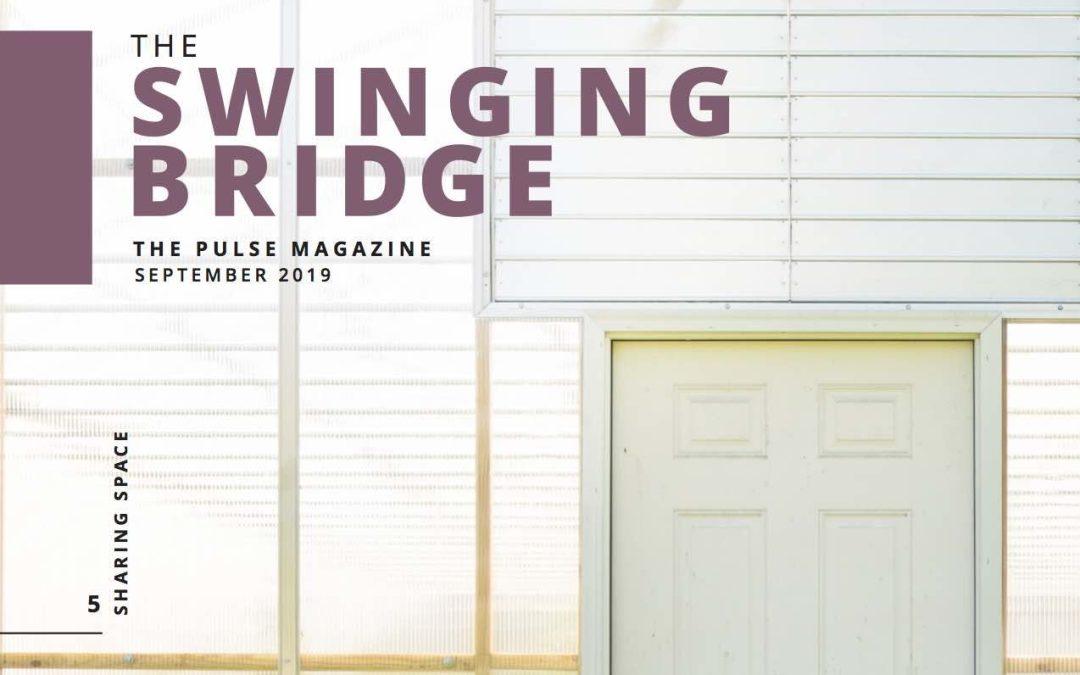 Swinging Bridge Magazine: September 2019
