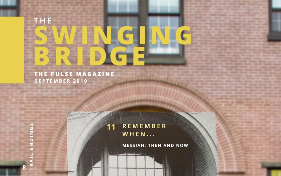Swinging Bridge Magazine: October 2019