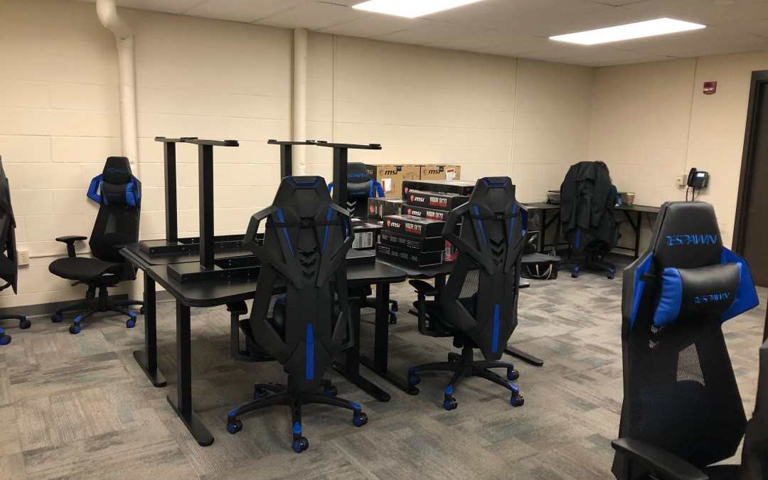 E-Sports Now a Messiah Varsity Team, Gaming Lounge Being Built