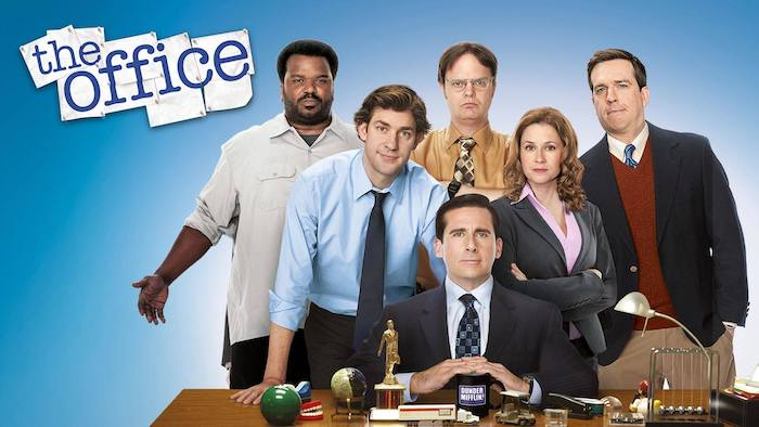 The Office poster for a story