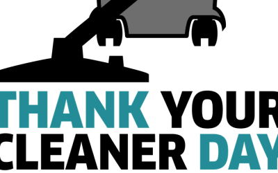 October Odd Holidays: National Thank Your Cleaner Day