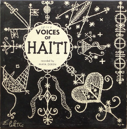Voices Of Haiti-rec.Maya Deren-fc