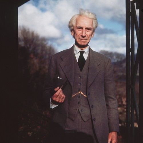 circa 1965:  Welsh philosopher, mathematician, author and public figure Bertrand Arthur William Russell (1872 - 1970), 3rd Earl Russell.  (Photo by Hulton Archive/Getty Images)