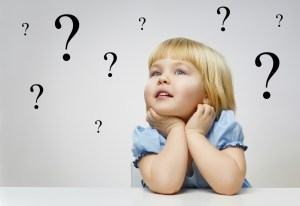 LIttle Girl Questions