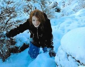 Lizzy Hiking