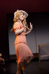 Lizzy Singing