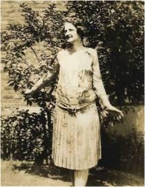 Jack's mother Katherine MacDonald
