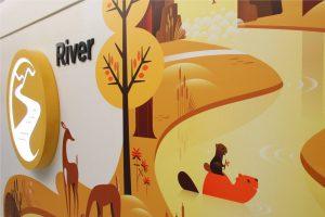 River Zone Art