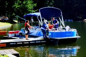Stanley Stamm Camp 086 - Boating