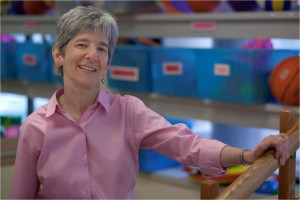 Dr. Susan Apkon has made it her mission to bring national and international clinical research studies on muscular dystrophy to Seattle Children's.