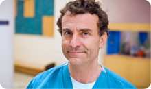 Dr. Daniel Rubens, Seattle Children's Hospital Anesthesiologist