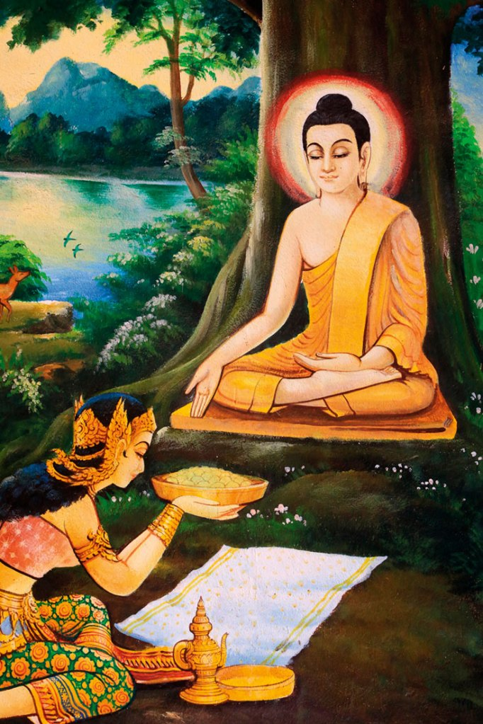 The Buddha's Journey