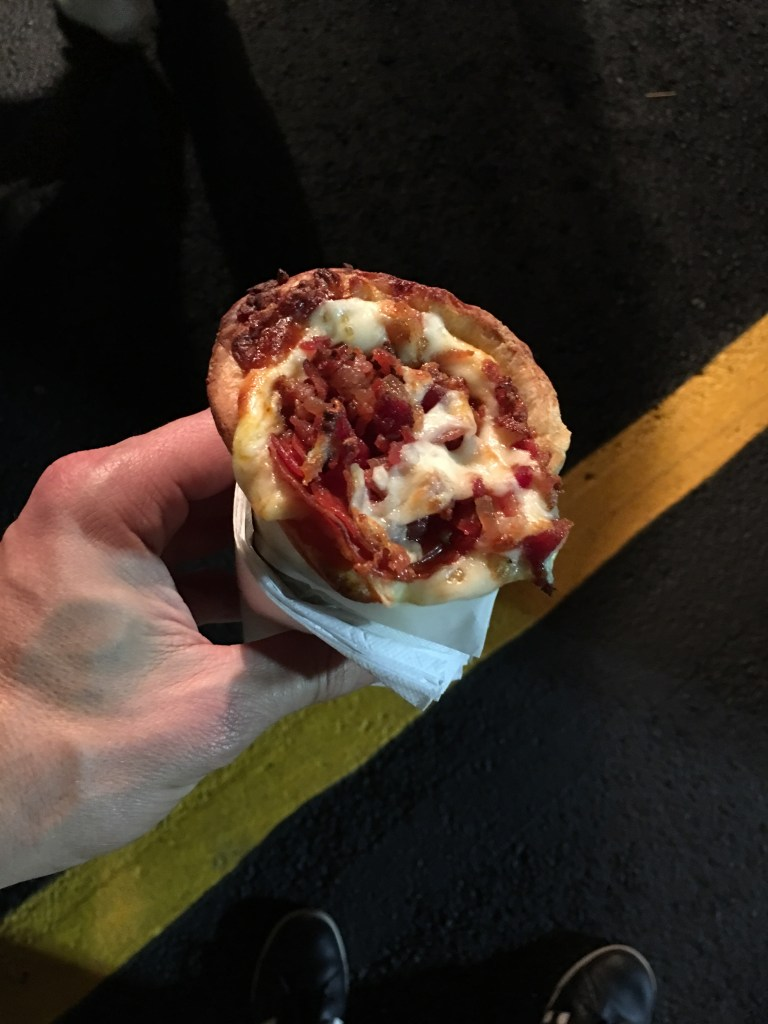 Pizza A Cone Food Truck