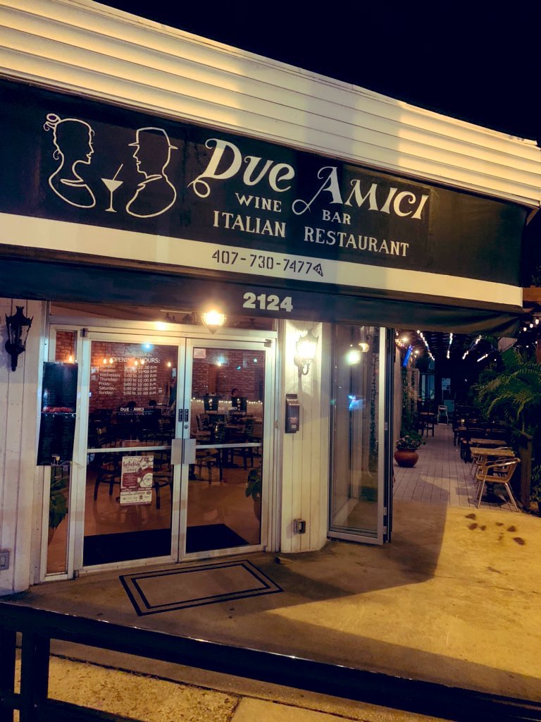 Due Amici Italian Food in College Park