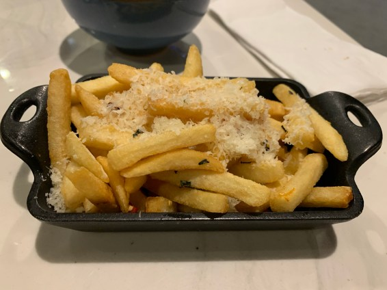 (French Fries dish.)