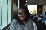 India Hamilton, Sophomore, Multi-Platform Journalism from Baltimore, MD/ India participated in the Baltimore Urban Debate League for four years.