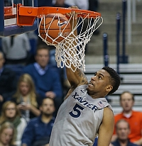Trevon Bluiett. Courtesy of musketeermadness.com