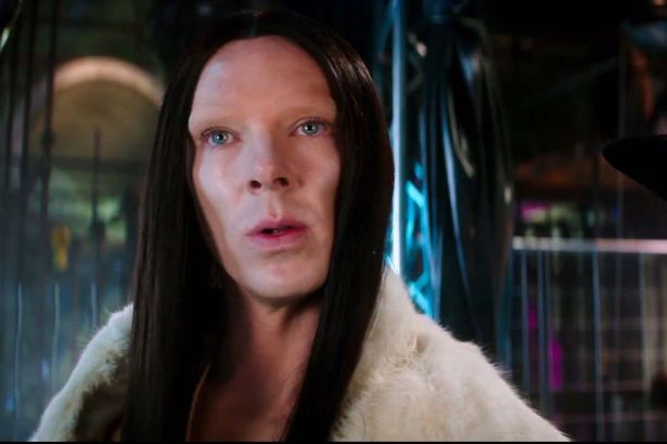 Benedict-Cumberbatch-makes-a-guest-appearance-as-a-strange-looking-model-while-Penelope-Cruz-appears-as-a-sexy-spy.jpg