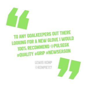 To any goalkeepers out there looking for a new glove I would 100% recommend @Pulsegk #quality #grip #newseason