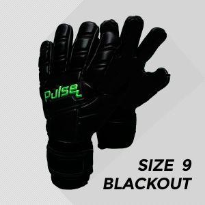 Pulse P1 Blackout Size 9 Negative Cut
