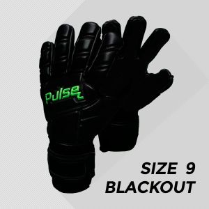 Pulse P1 Blackout Size 9 Negative Cut